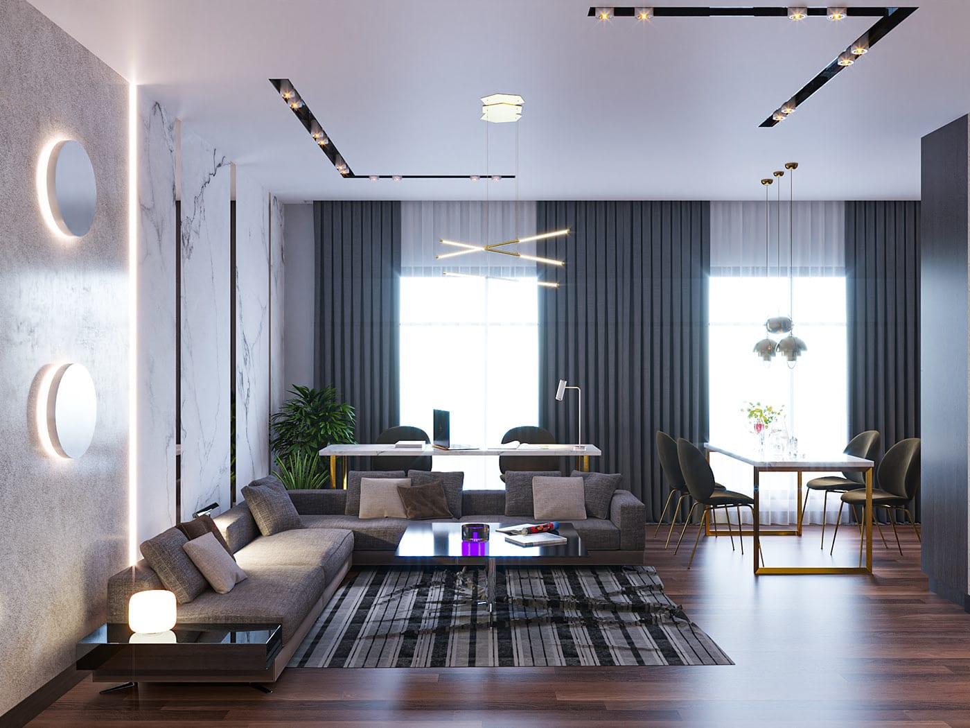 Luxury Modern House Design 2