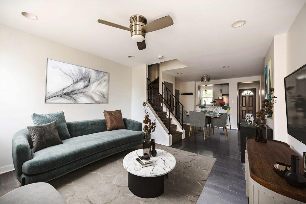 Re-furnishing Living Room