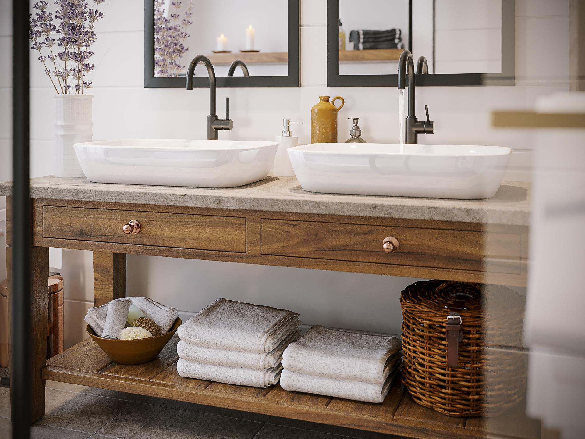 Bath Deco