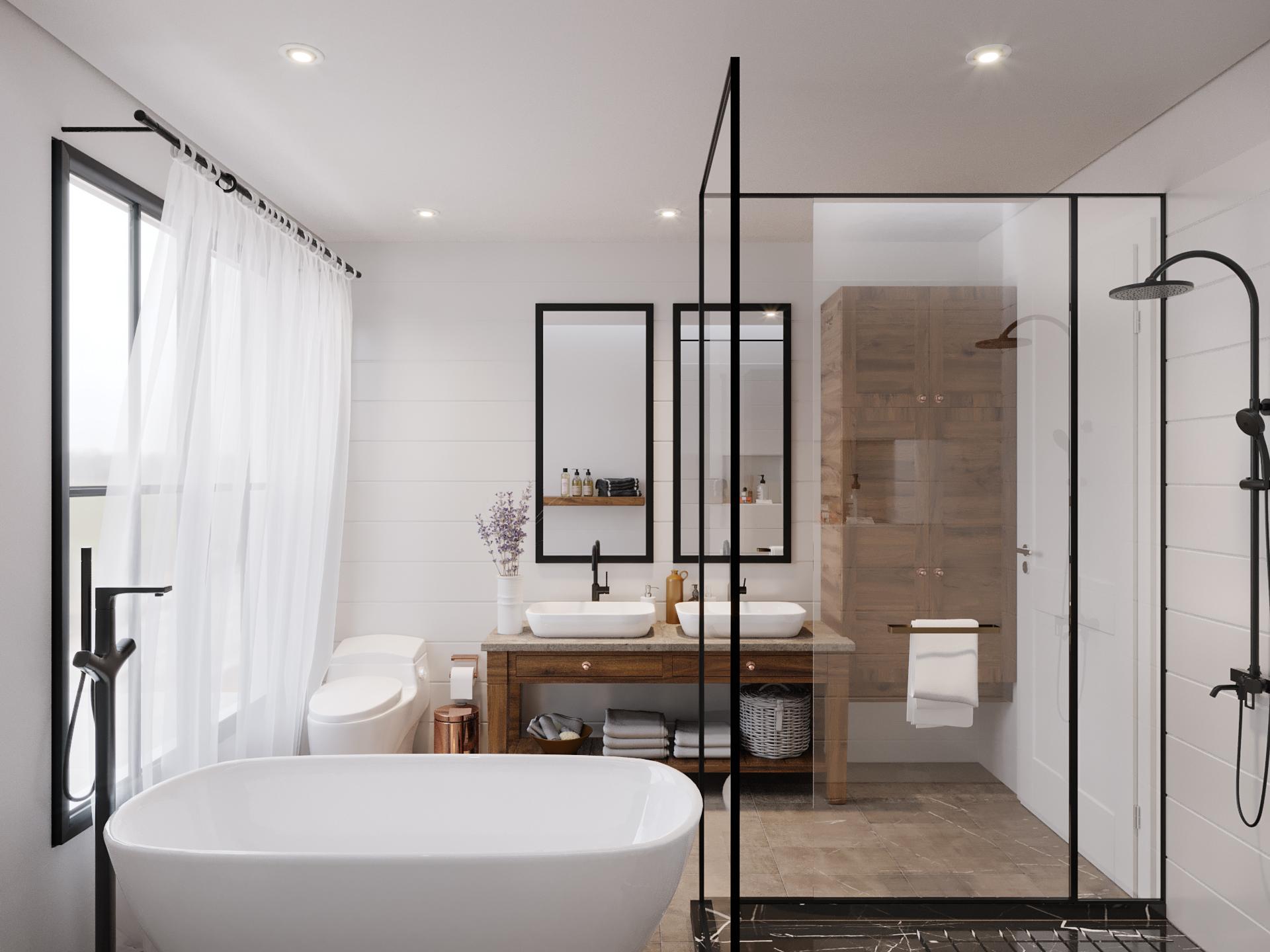 Bath pure design