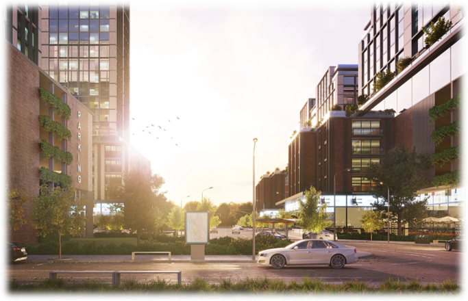 Downtown pre-concept