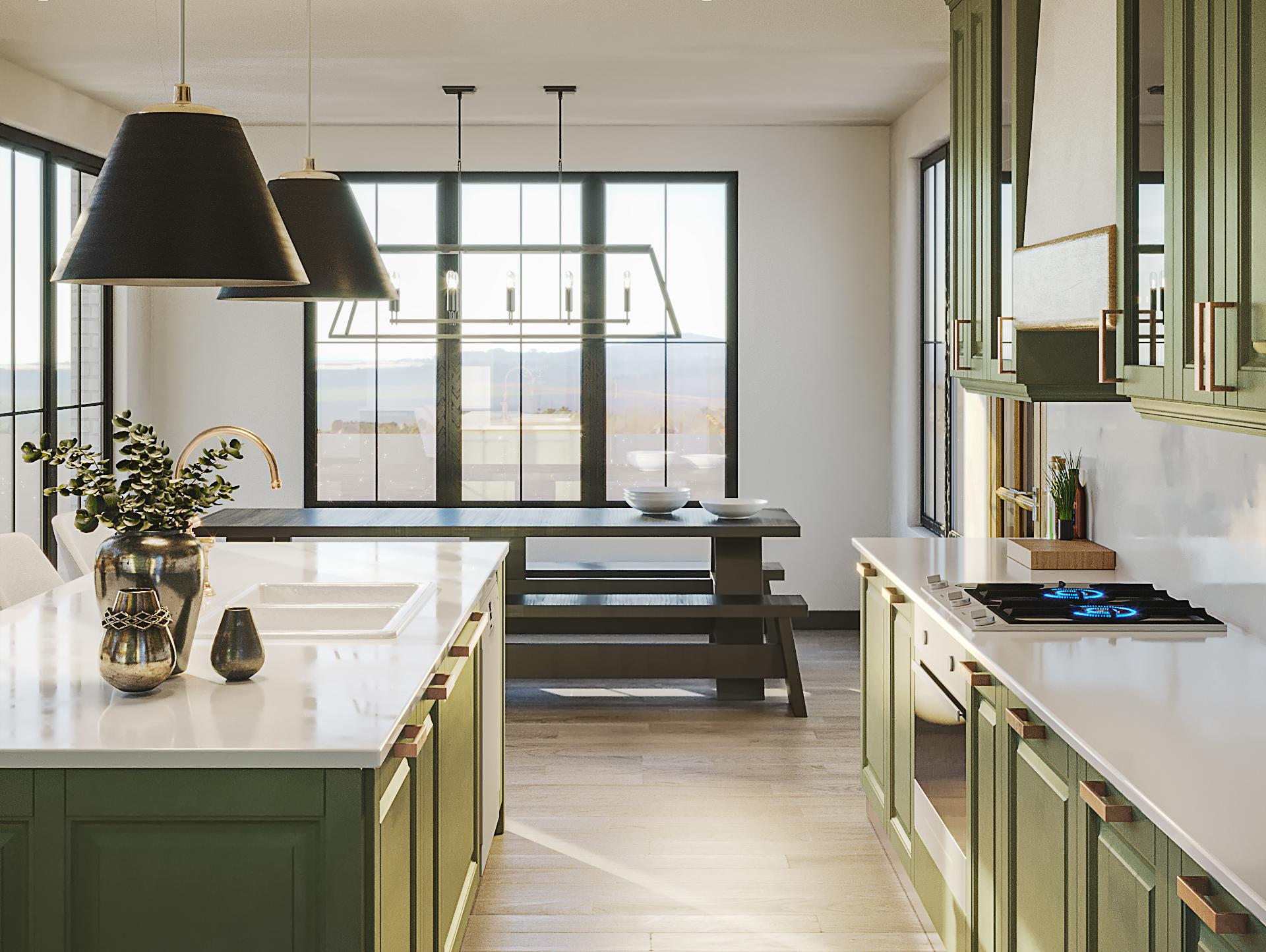 Kitchen Cozy